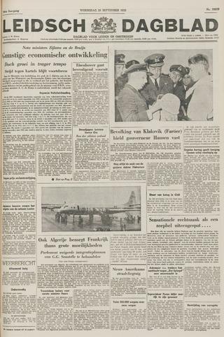 Leidsch Dagblad 1955-09-28