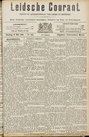 Leydse Courant 1890-05-27
