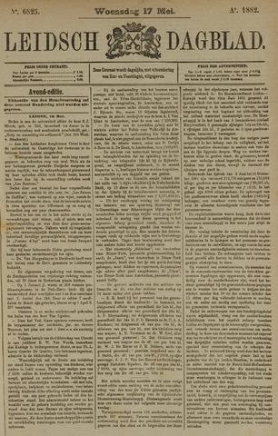 Leidsch Dagblad 1882-05-17