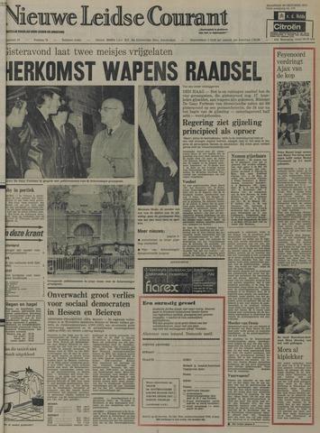 Nieuwe Leidsche Courant 1974-10-28