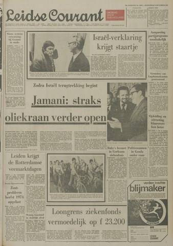 Leidse Courant 1973-12-06