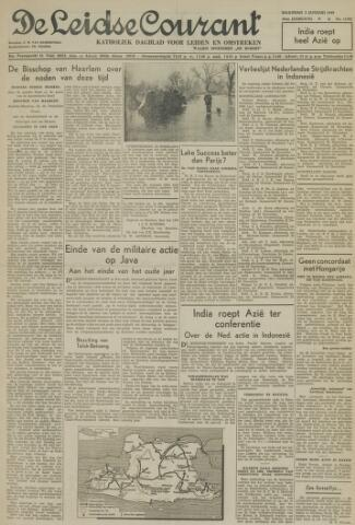 Leidse Courant 1949