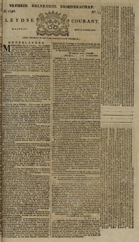 Leydse Courant 1796-02-22