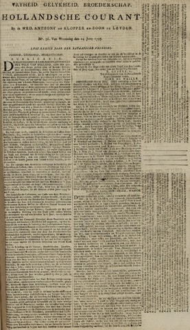 Leydse Courant 1795-06-24