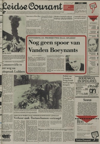 Leidse Courant 1989-01-16