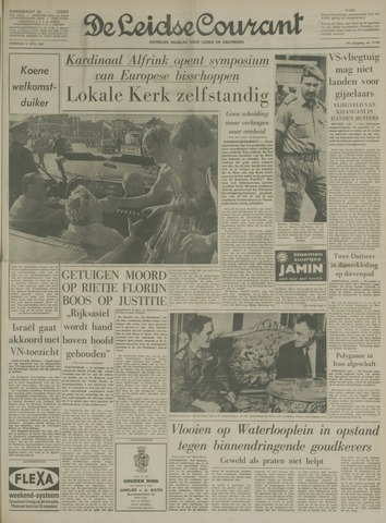 Leidse Courant 1967-07-11