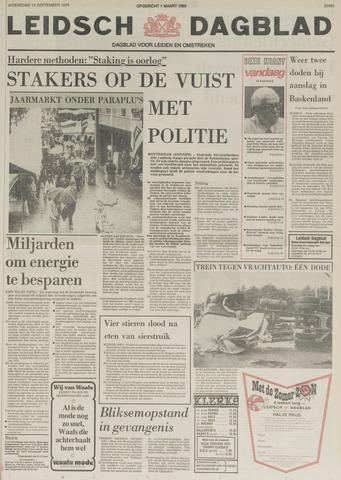 Leidsch Dagblad 1979-09-19
