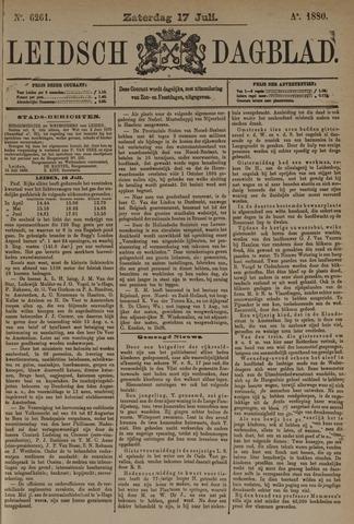 Leidsch Dagblad 1880-07-17