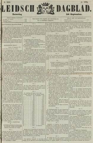 Leidsch Dagblad 1870-09-24