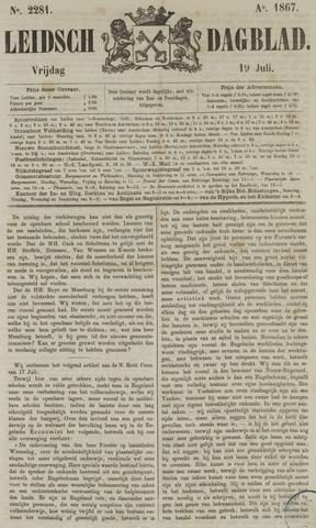 Leidsch Dagblad 1867-07-19