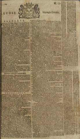 Leydse Courant 1770-12-14