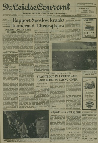 Leidse Courant 1964-10-29