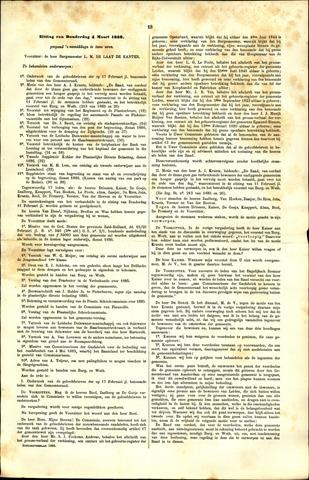 Handelingen van de Raad 1886-03-04