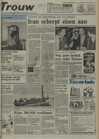 Nieuwe Leidsche Courant 1980-11-29