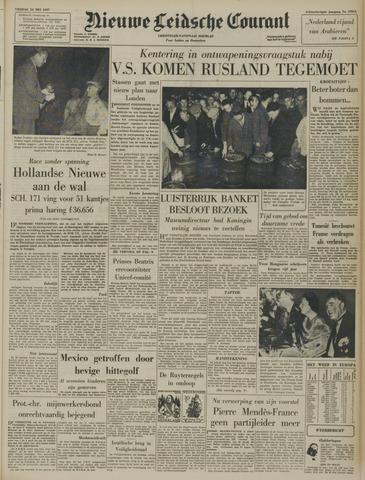 Nieuwe Leidsche Courant 1957-05-24