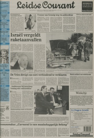 Leidse Courant 1992-02-18