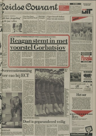 Leidse Courant 1987-04-11