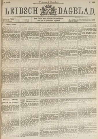 Leidsch Dagblad 1894-10-05