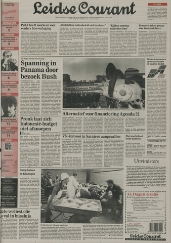 Leidse Courant 1992-06-11
