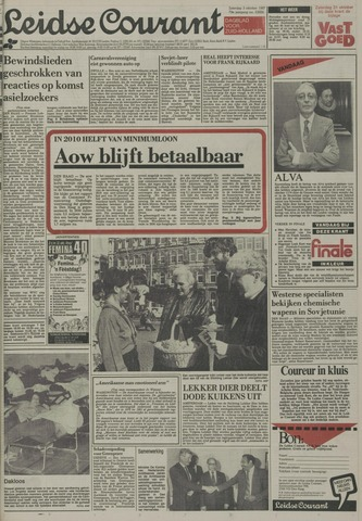 Leidse Courant 1987-10-03