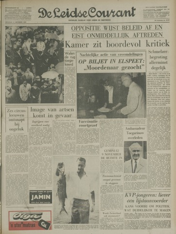 Leidse Courant 1966-10-11