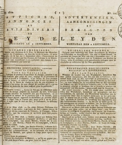 Leydse Courant 1812-09-02