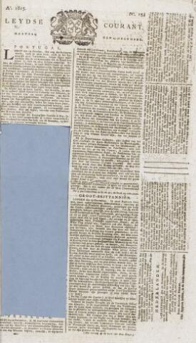 Leydse Courant 1815-12-25