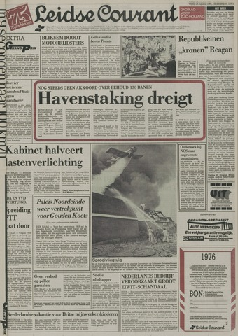 Leidse Courant 1984-08-24
