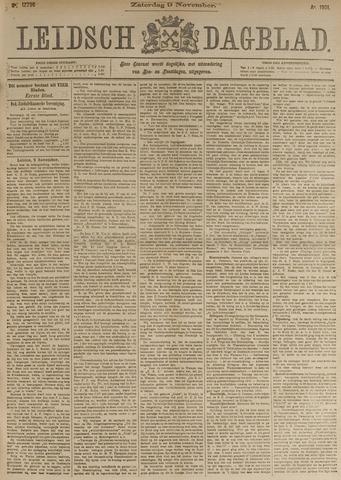 Leidsch Dagblad 1901-11-09