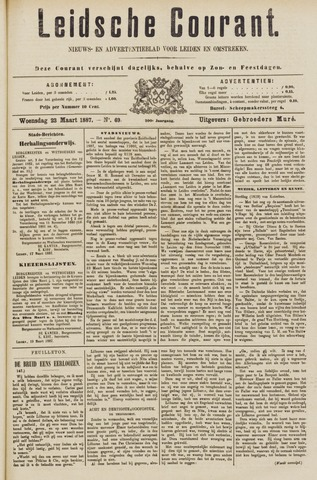 Leydse Courant 1887-03-23