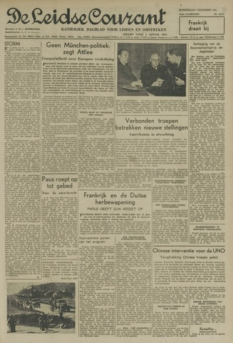 Leidse Courant 1950-12-07