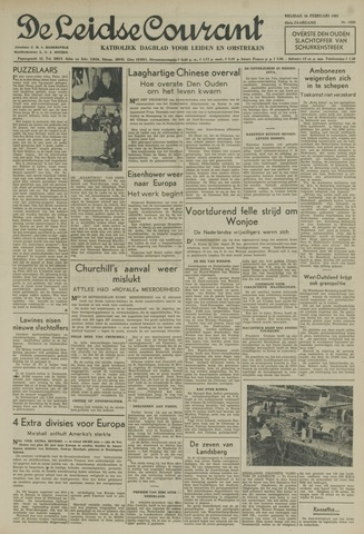 Leidse Courant 1951-02-16