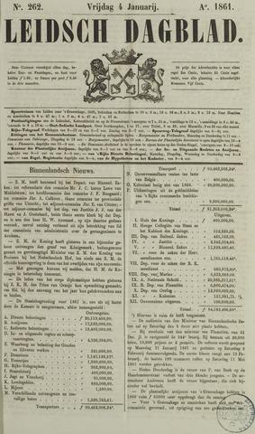 Leidsch Dagblad 1861-01-04