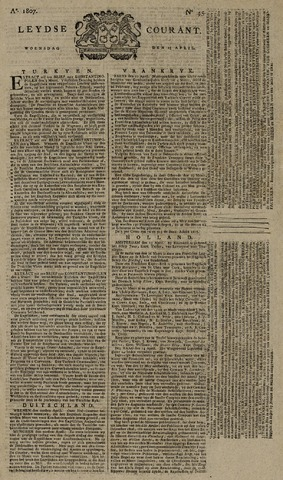 Leydse Courant 1807-04-15