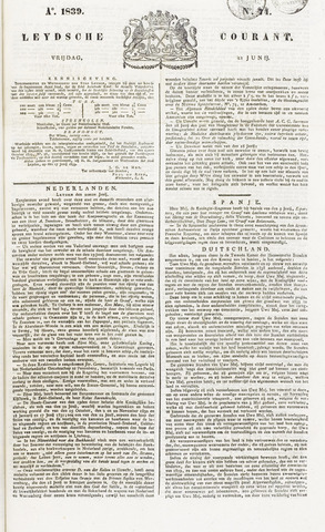 Leydse Courant 1839-06-21