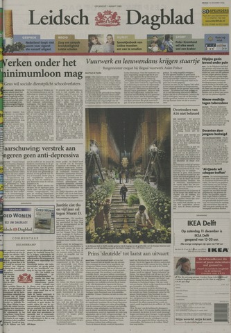 Leidsch Dagblad 2004-12-10