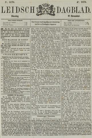 Leidsch Dagblad 1876-12-19