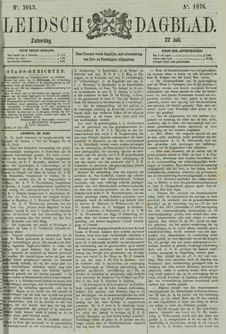Leidsch Dagblad 1876-07-22