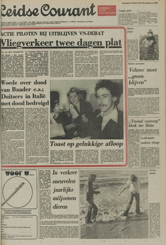 Leidse Courant 1977-10-19