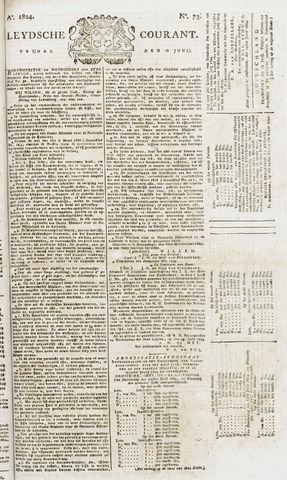 Leydse Courant 1824-06-18