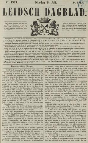Leidsch Dagblad 1866-07-24