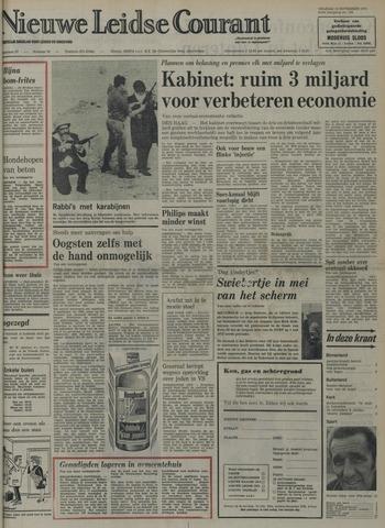 Nieuwe Leidsche Courant 1974-11-15