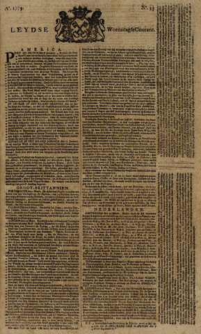 Leydse Courant 1779-03-17