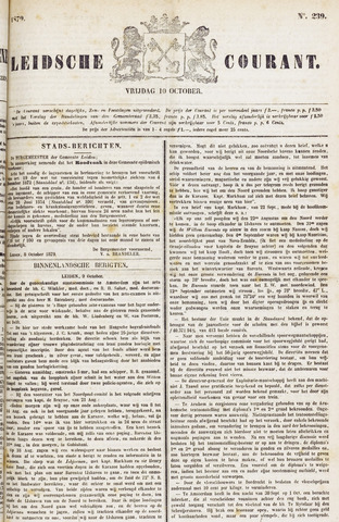 Leydse Courant 1879-10-10