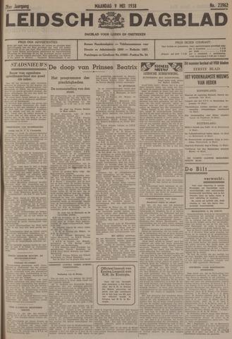 Leidsch Dagblad 1938-05-09