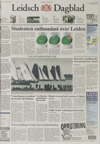 Leidsch Dagblad 2000-08-11