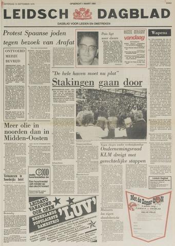 Leidsch Dagblad 1979-09-15