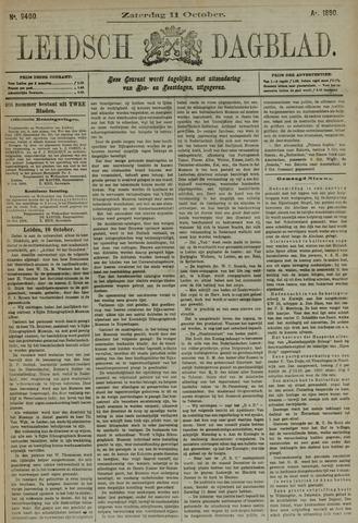 Leidsch Dagblad 1890-10-11