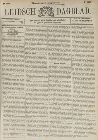 Leidsch Dagblad 1892-08-01