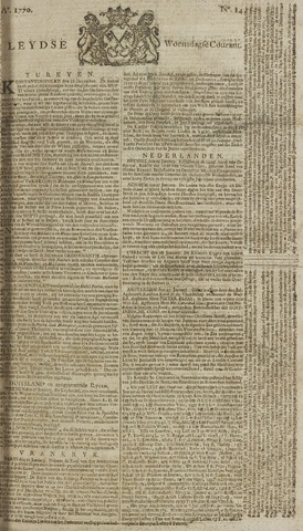 Leydse Courant 1770-01-31